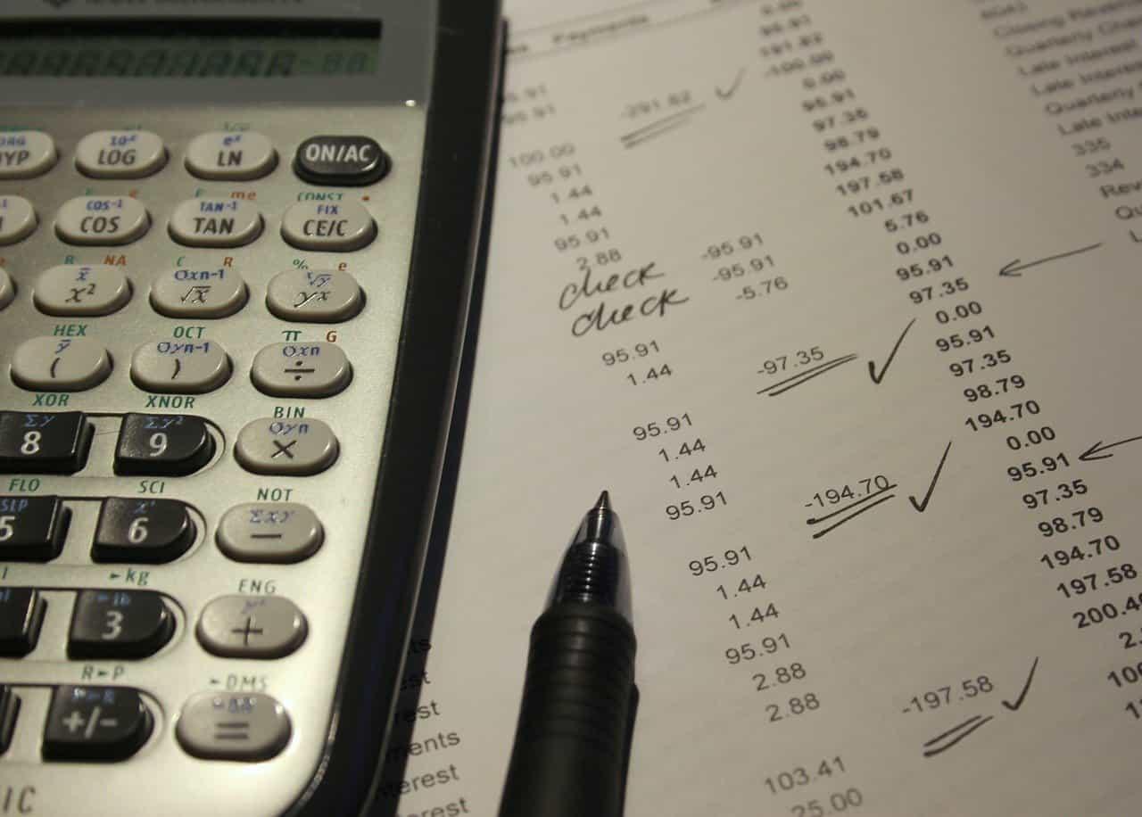 מחשבון דף ועט
